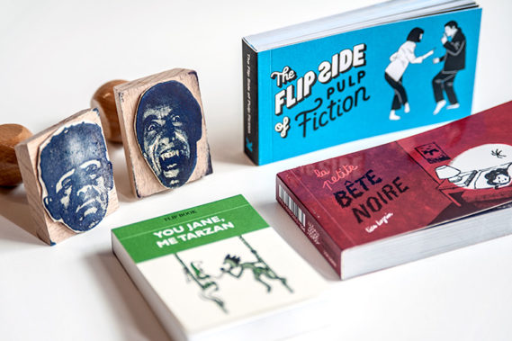 Tampons, flip-books