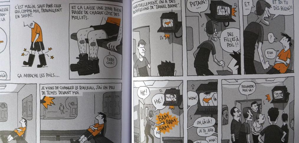Librairie IMPRESSIONS, La Chaux-de-Fonds // www.impressions.ch